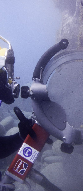 Underwater Power Tools